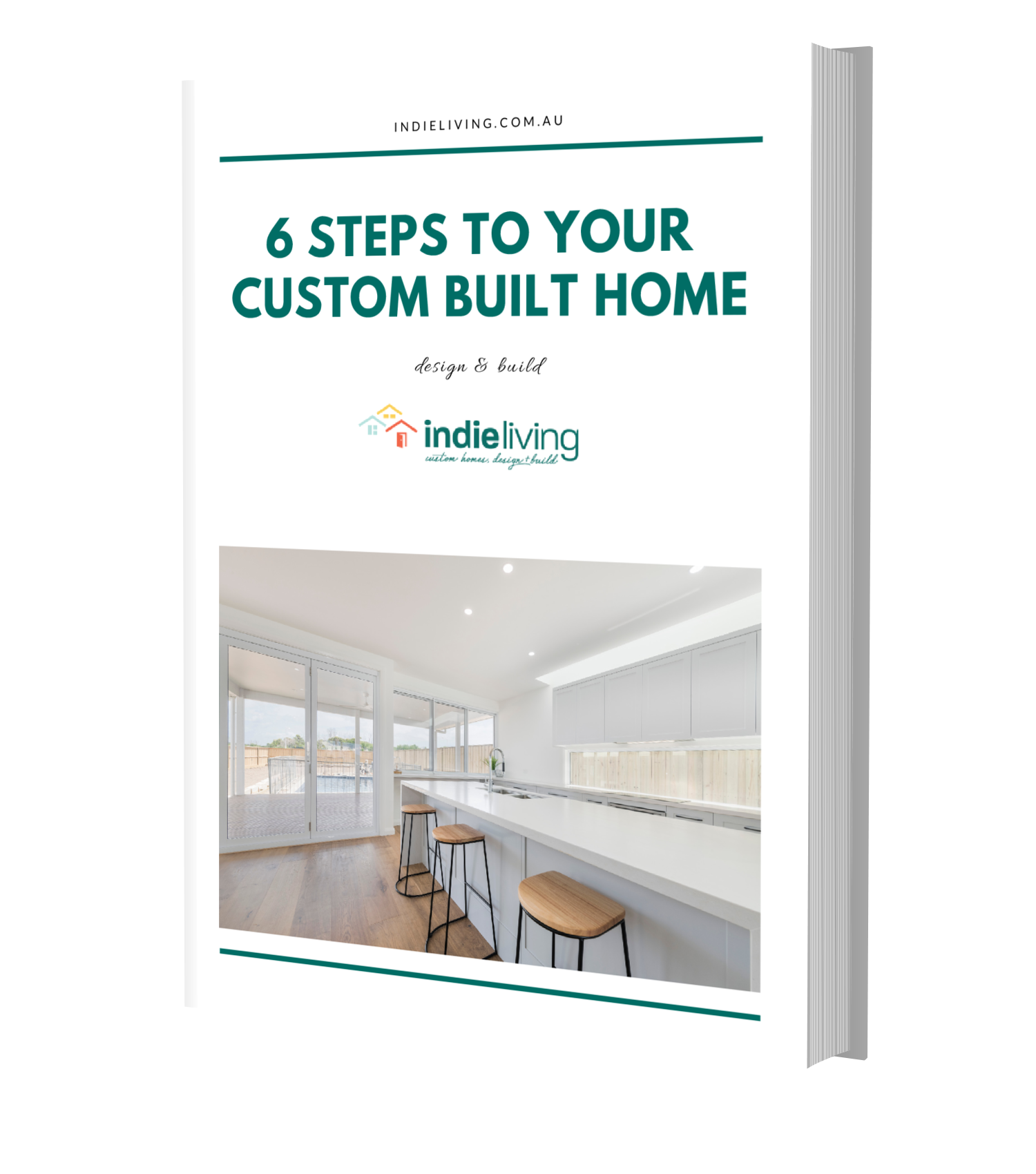 guide to building a custom home
