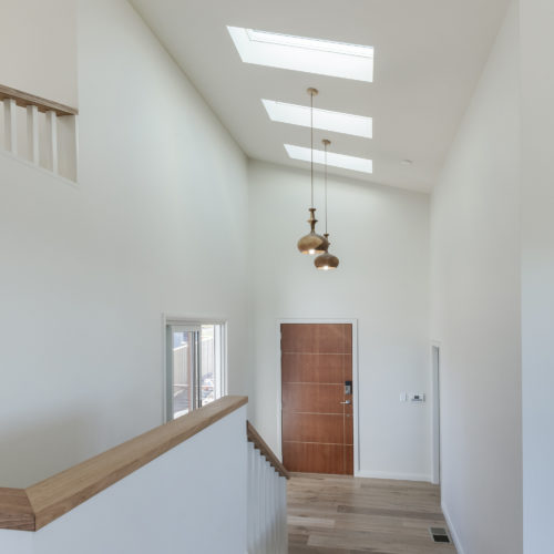 Stairs with Entry plus Skylight 500x500 - Gallery