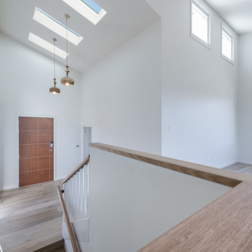 Stairwell with Entry 1 500x500 - Gallery